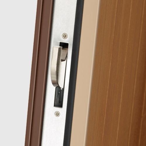 Blindage de portes axxess fermetures for Blindage de porte