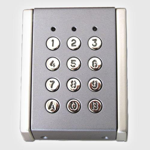 Clavier codé pour contrôle d'accès