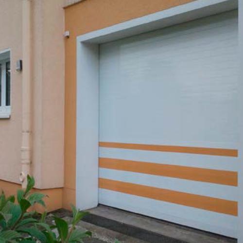 Carstyl® - Porte de garage Lyon - Vente et installation