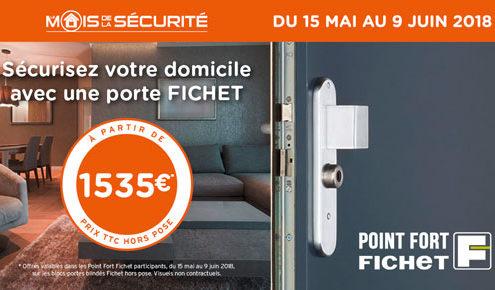 Le Mois de la sécurité - Point Fort Fichet Lyon